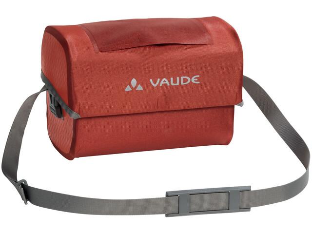 VAUDE Aqua Box Handlebar Bag lava